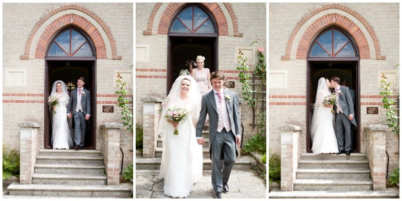 Ringwood Wedding at Crowe Hill Church