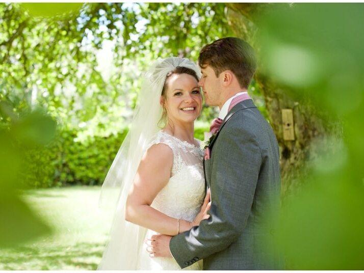 Natural wedding photography near Ringwood Hampshire