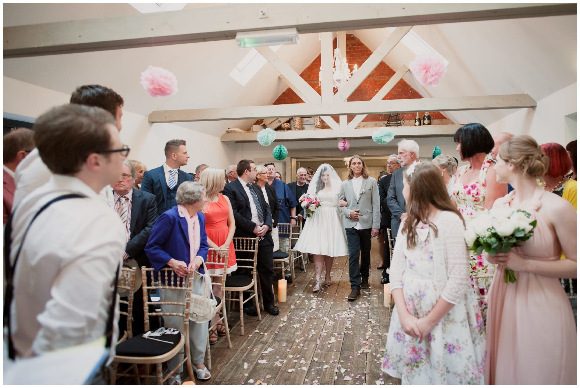 Ceremony at The Old Vicarage