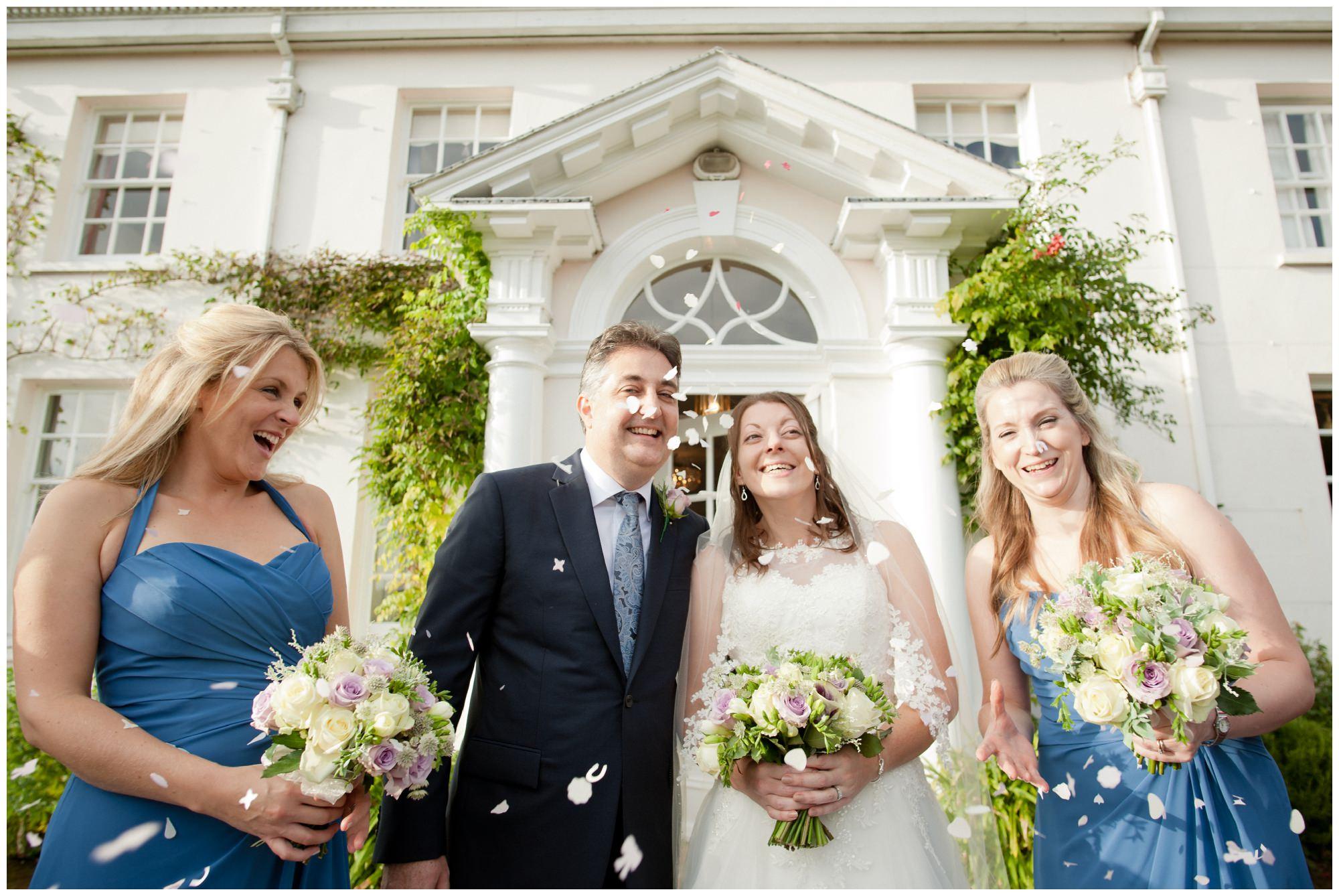Hampshire Estate Wedding Photography