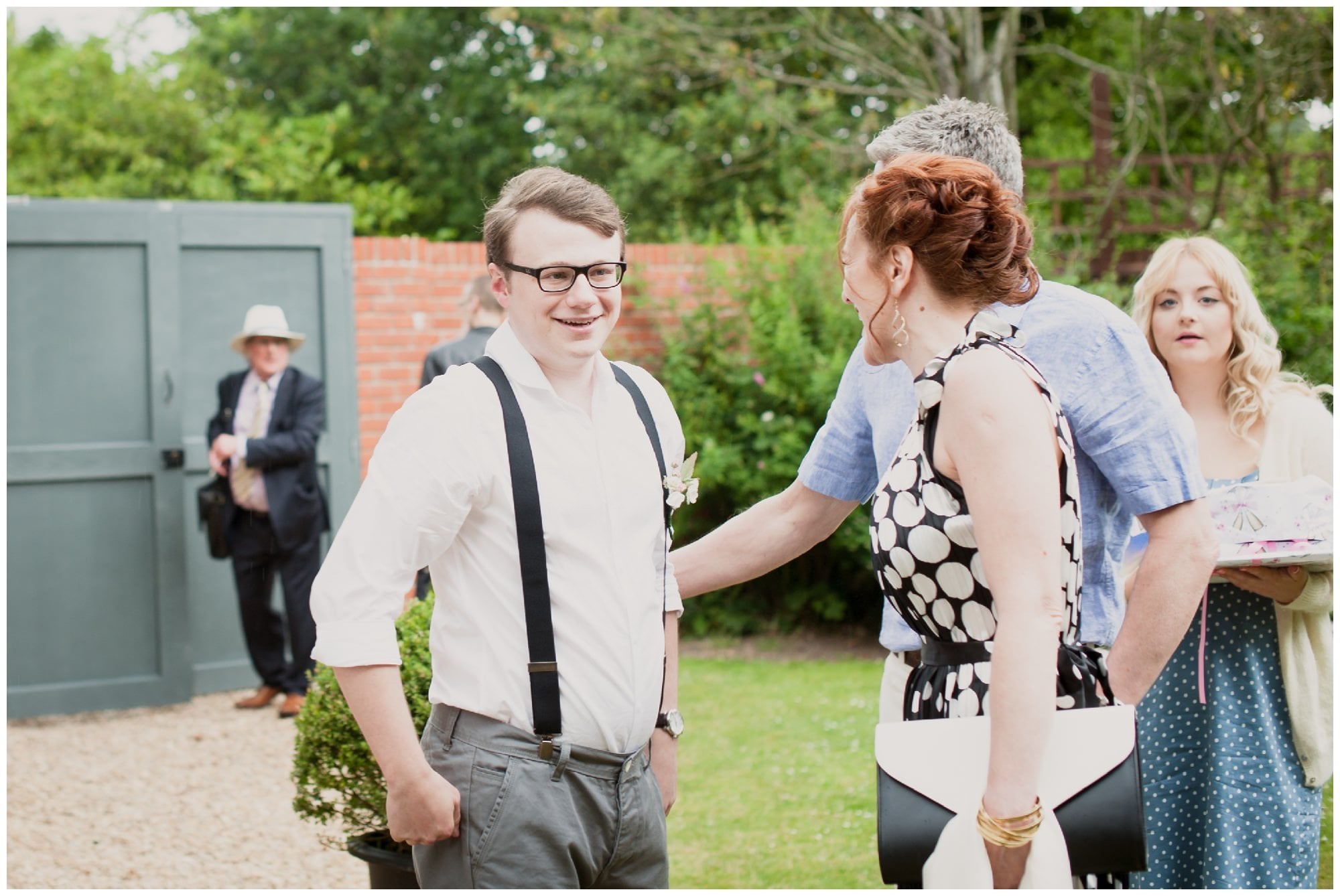Groom at The Old Vicarage