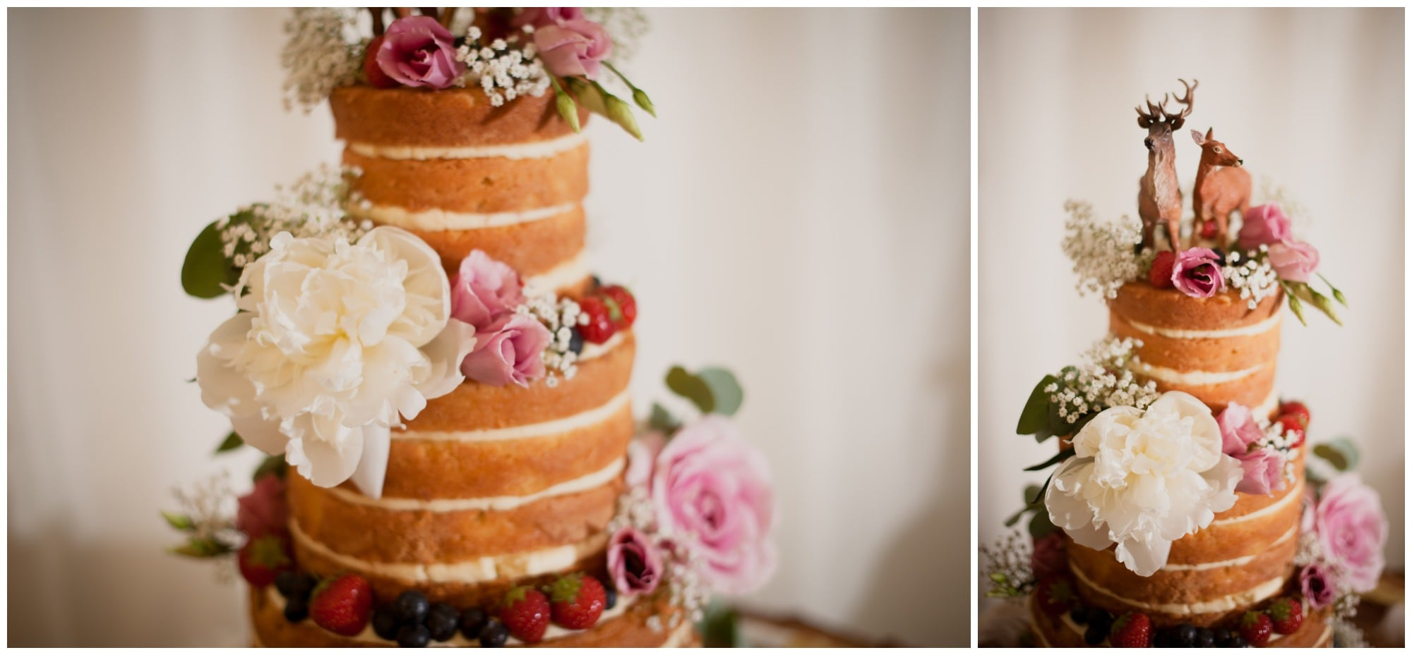 Naked Cake by Sweetcheeks Bakehouse