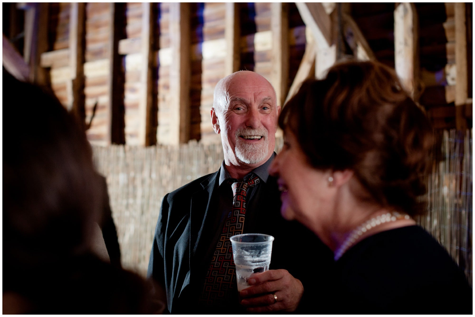 Hampshire Barn Wedding Reception