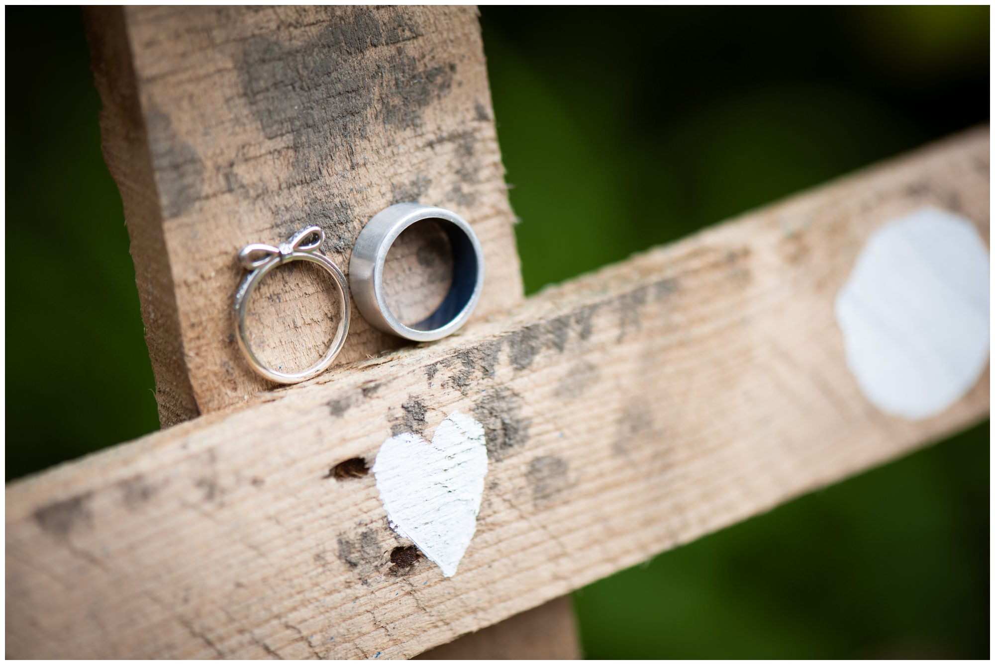 Dorset Handmade Wedding Rings