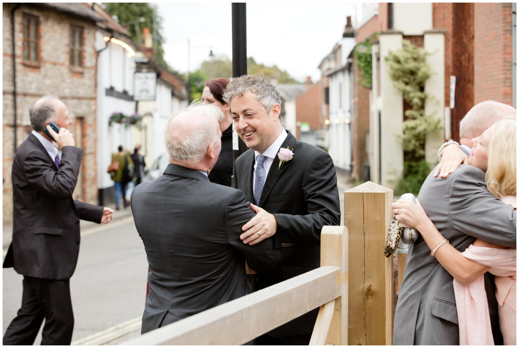 Whitchurch Wedding Candids
