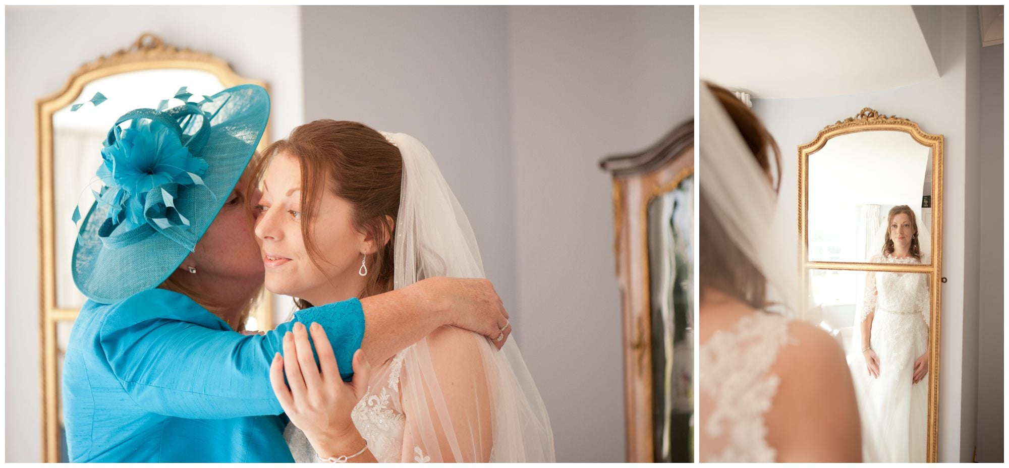 Whitchurch Bride and Mother
