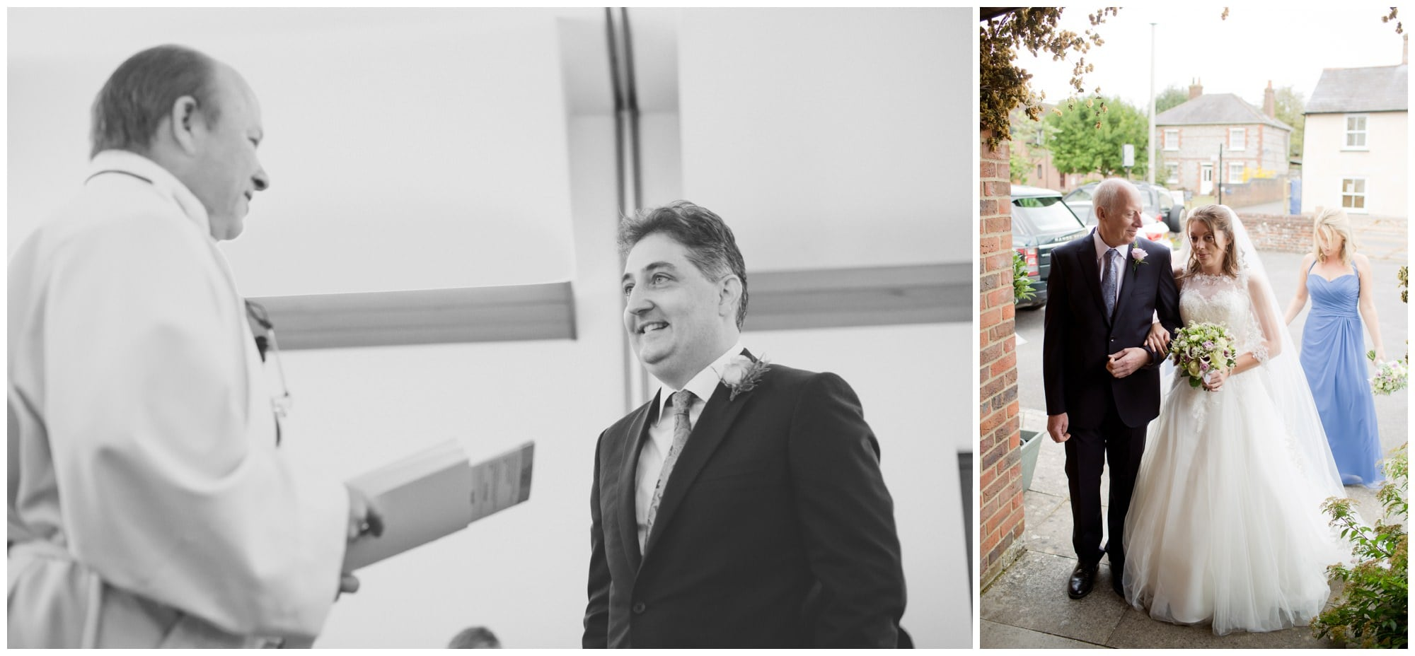 Wedding in Whitchurch Hampshire