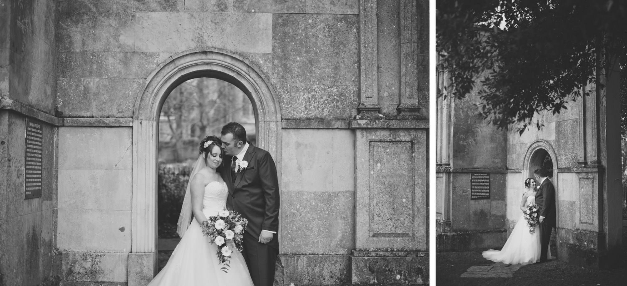 Kings Arms Hotel Wedding Photograph