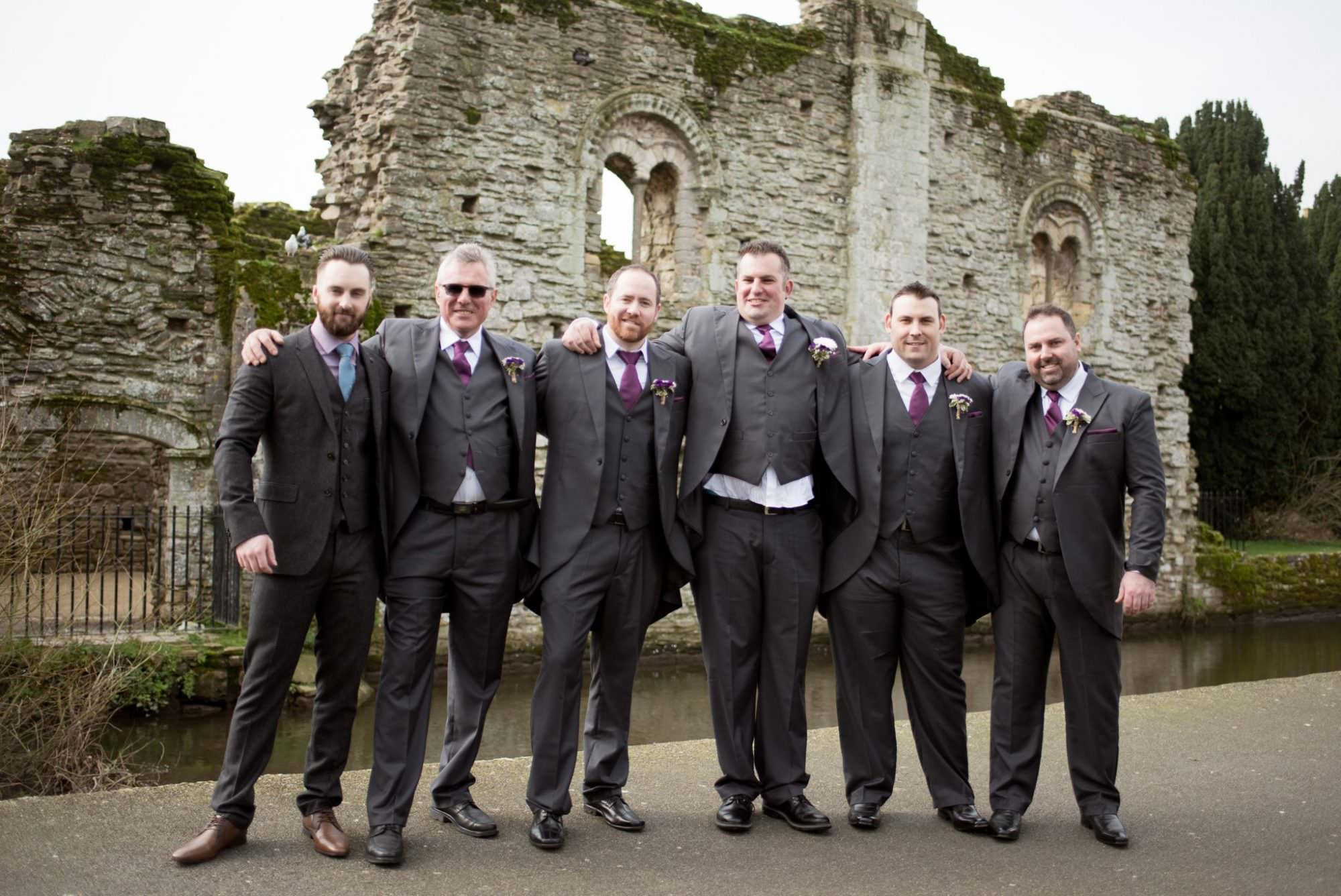 Second shooter at Kings Arms Hotel Wedding