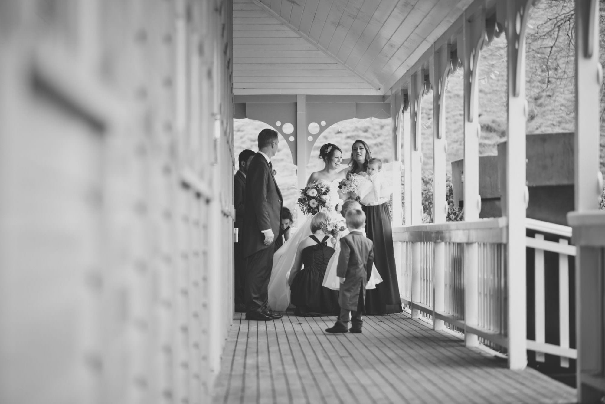 Wedding Photography at Kings Arms Hotel
