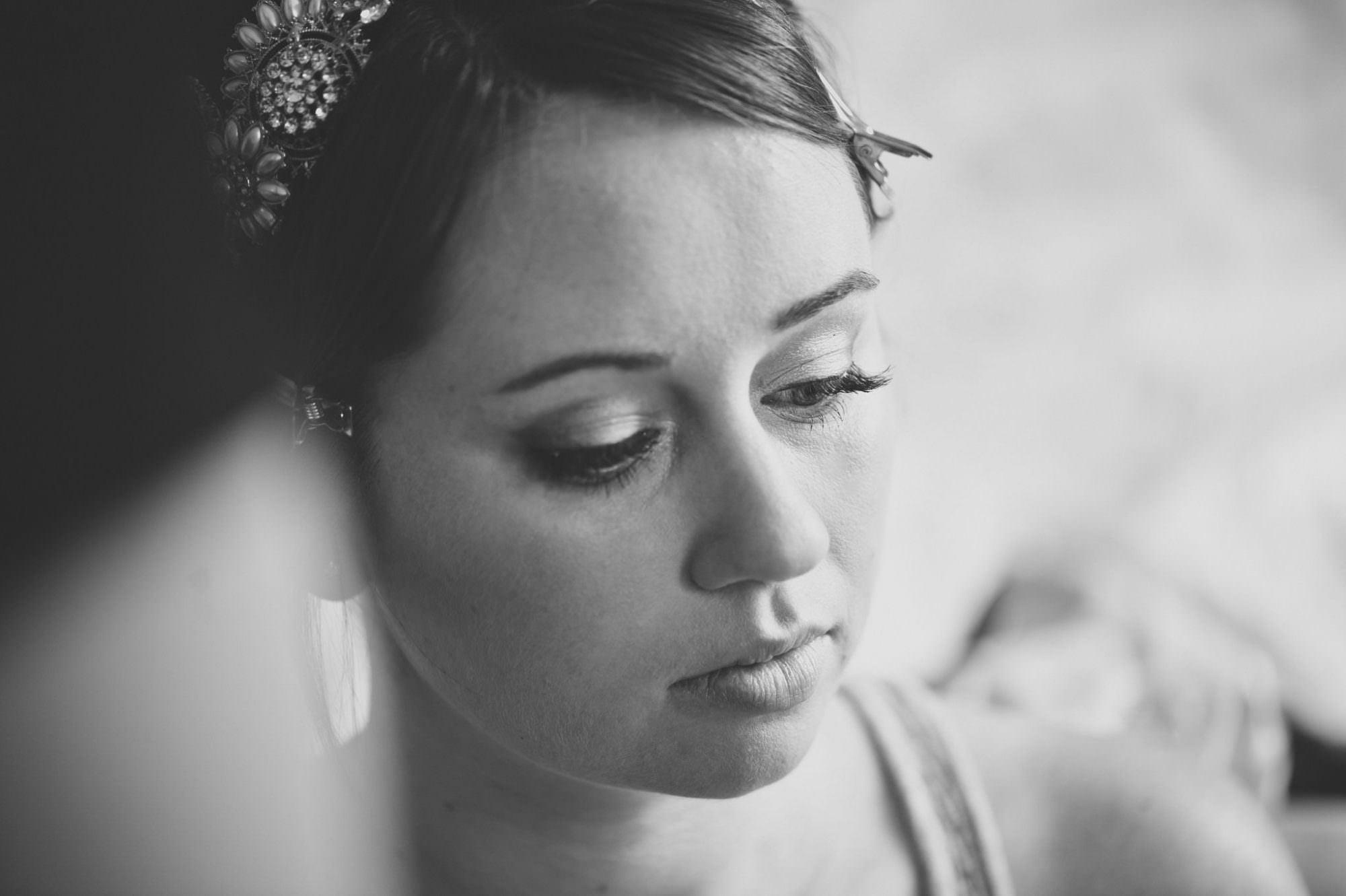 Dorset Wedding Makeup