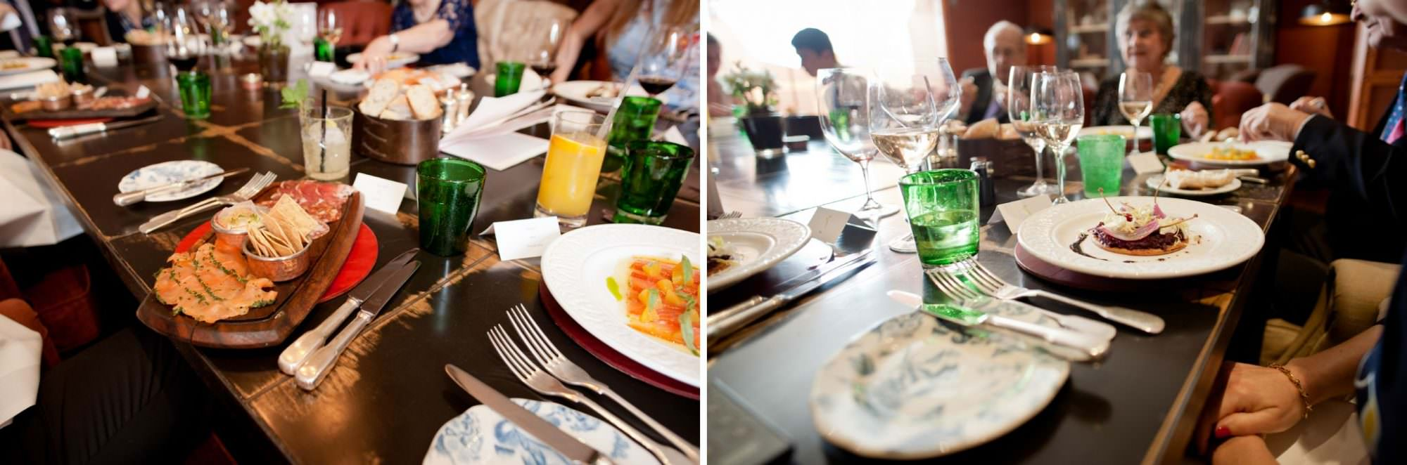 Photography of Special Event at Limewood Hotel