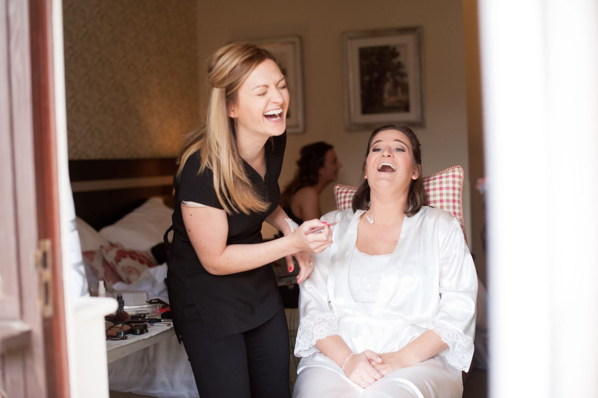 Makeup Careys Manor Hotel