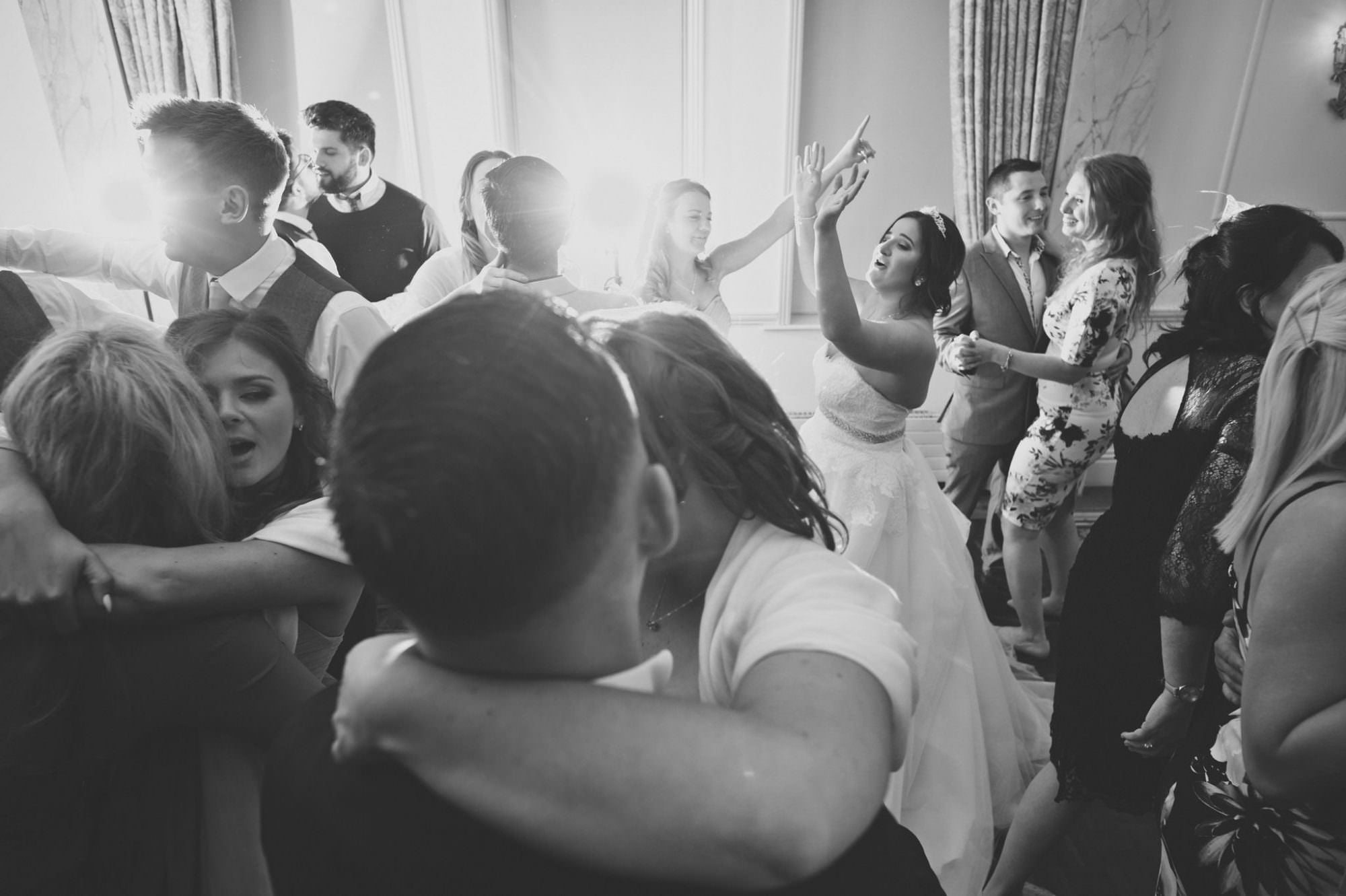Wedding dancing in Dorset and Hampshire