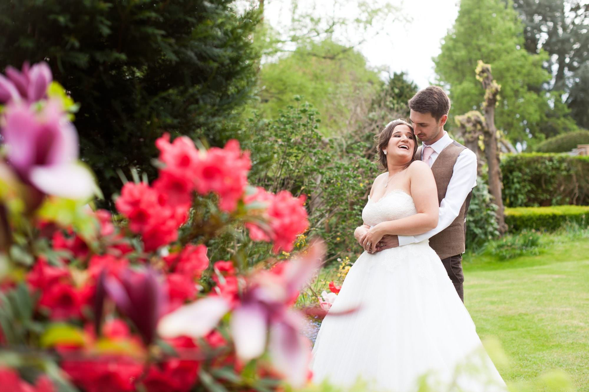 Outdoor Wedding Hampshire