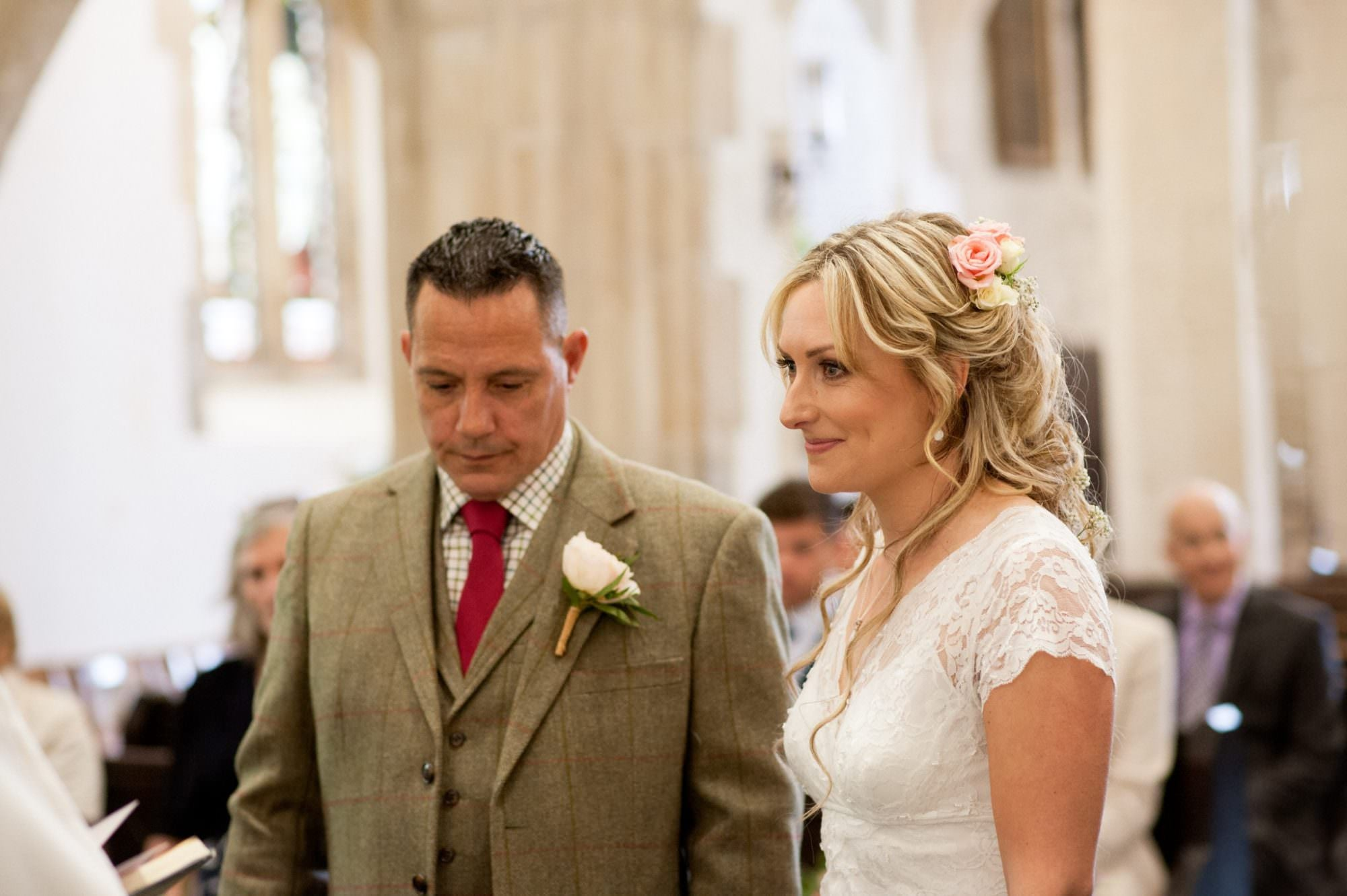 Sopley Church Wedding Photographer