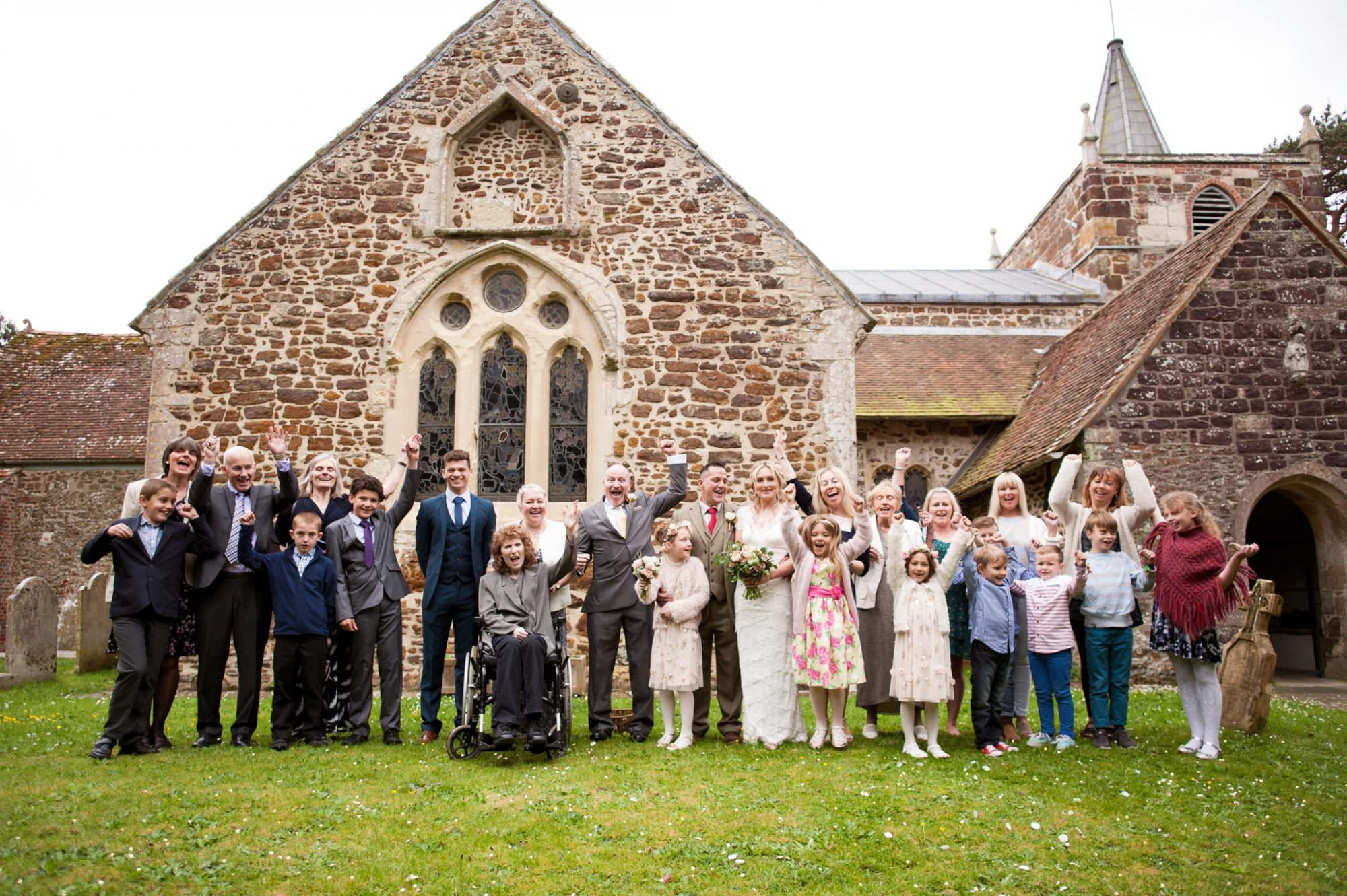 Photography at Sopley Church Ceremony