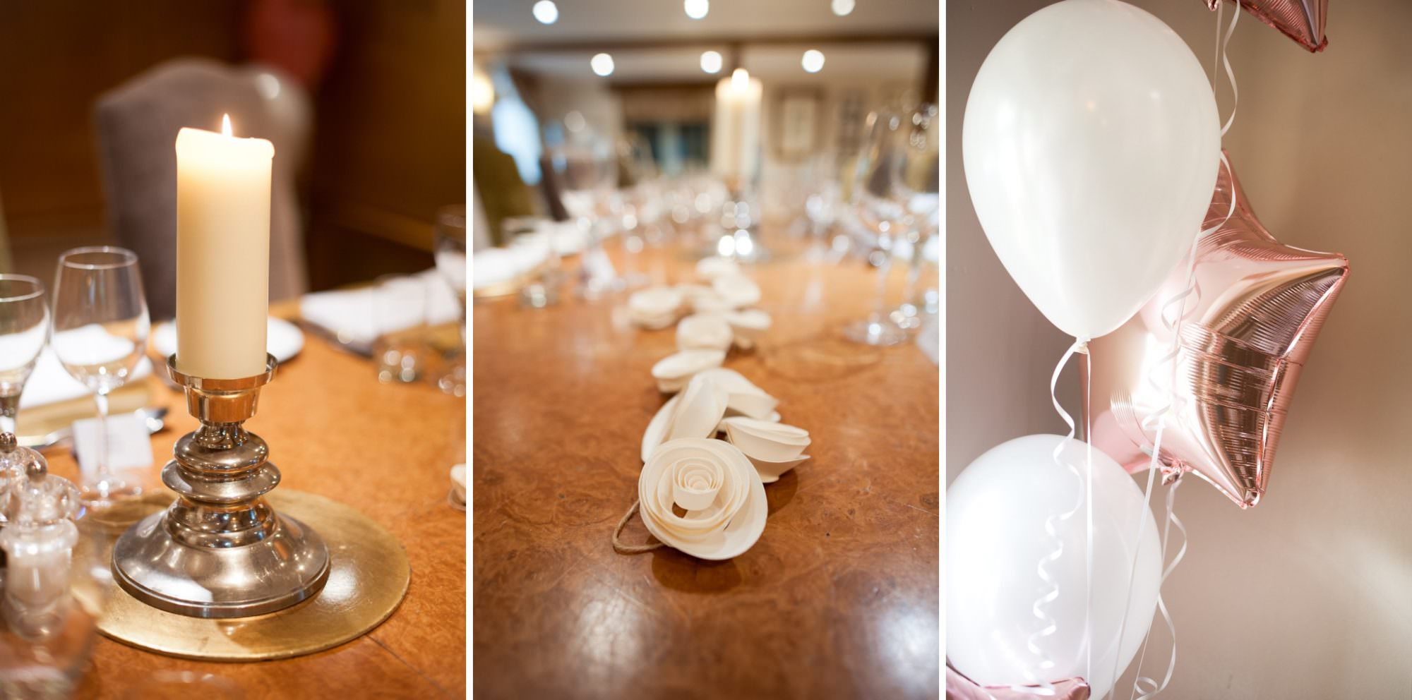 Photography of private event at Gordleton Mill