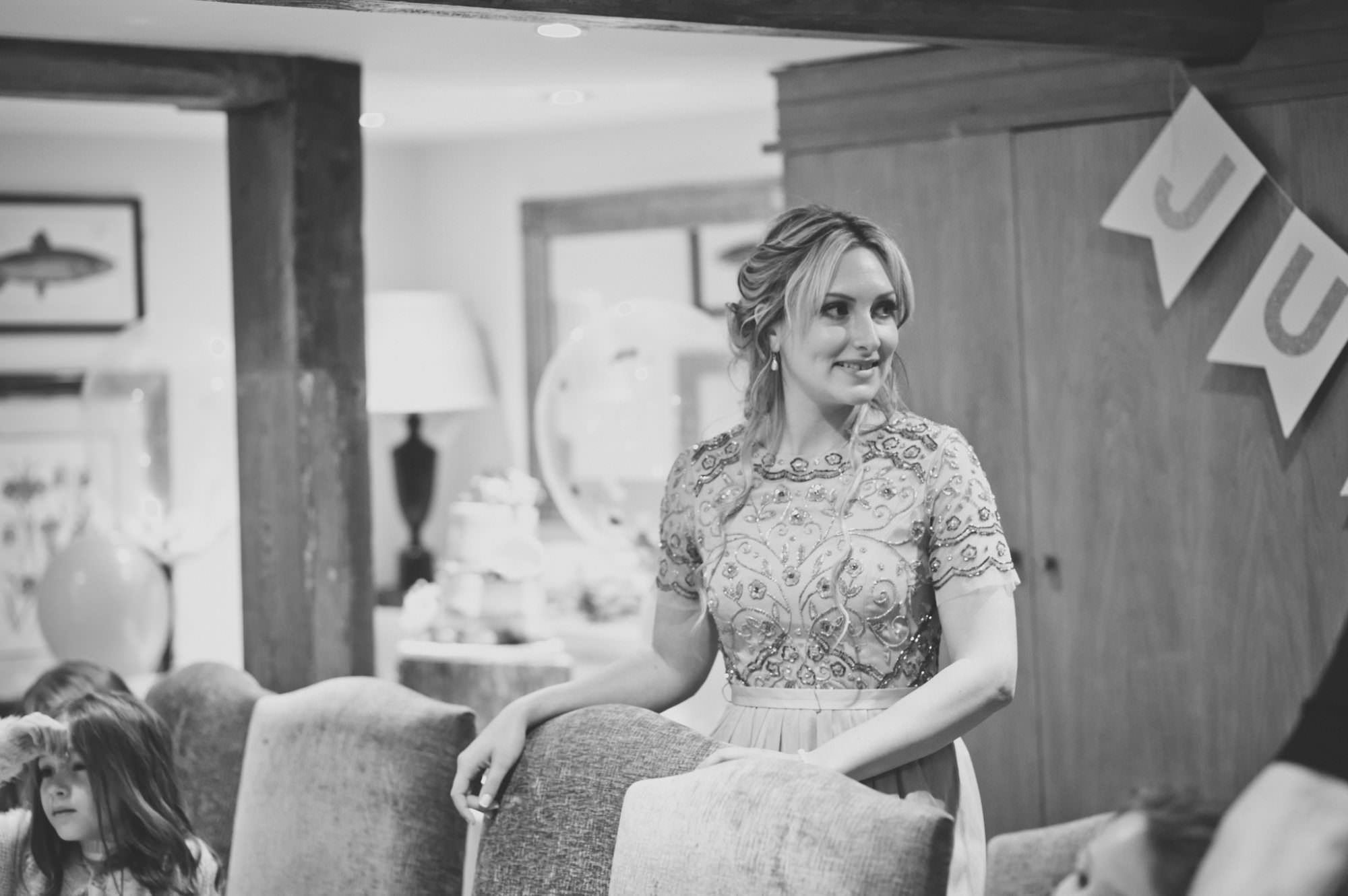 Small hampshire wedding photographs