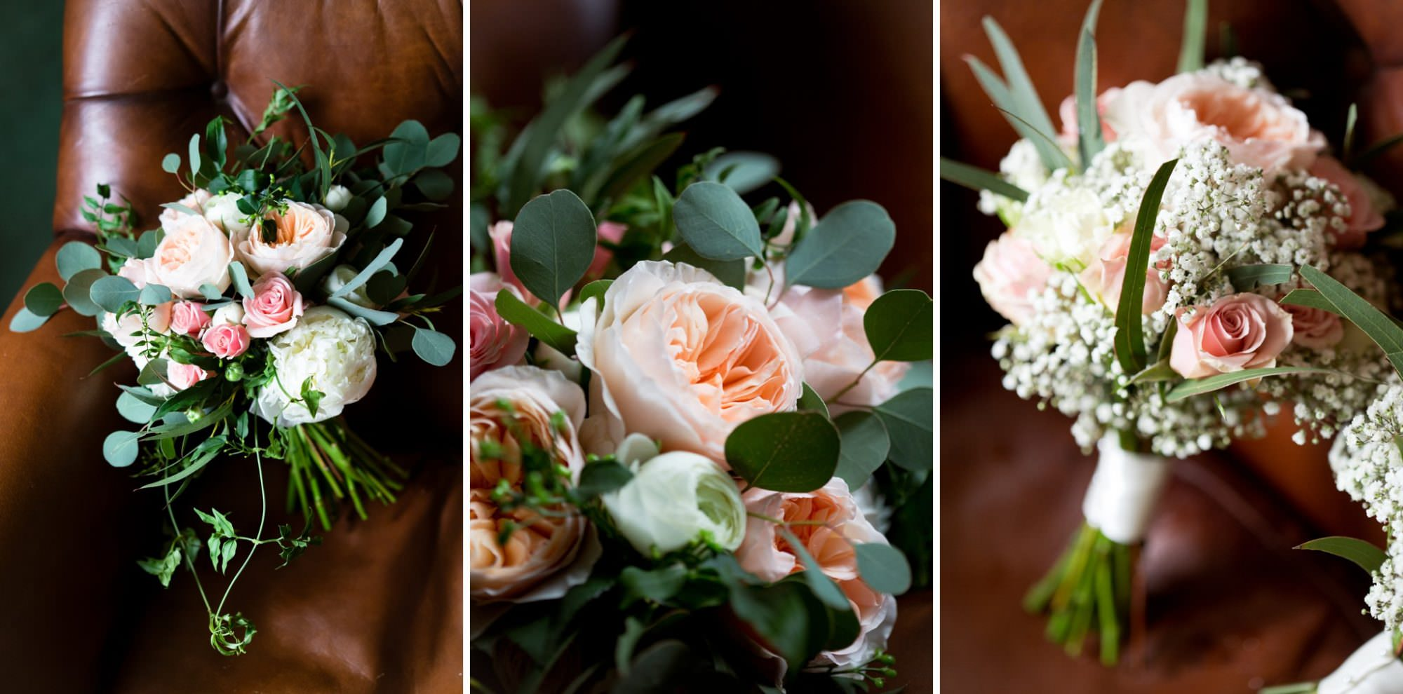 Photography of Wedding bouquets in Dorset