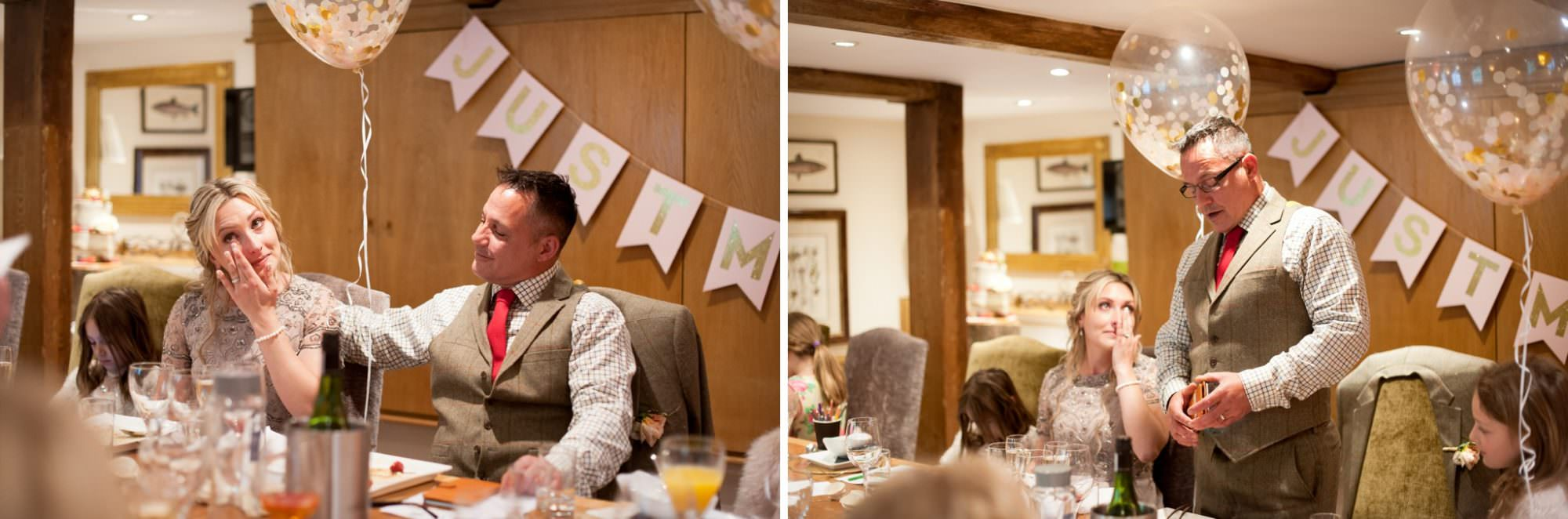 Gordleton Mill Wedding Speeches