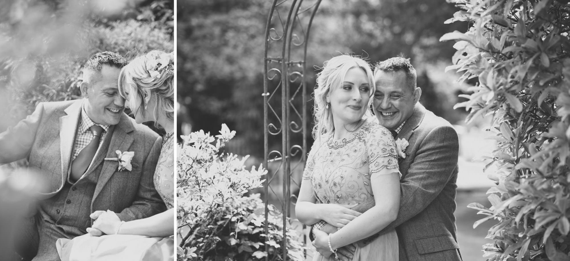 Hampshire wedding photographer at Gordleton Mill