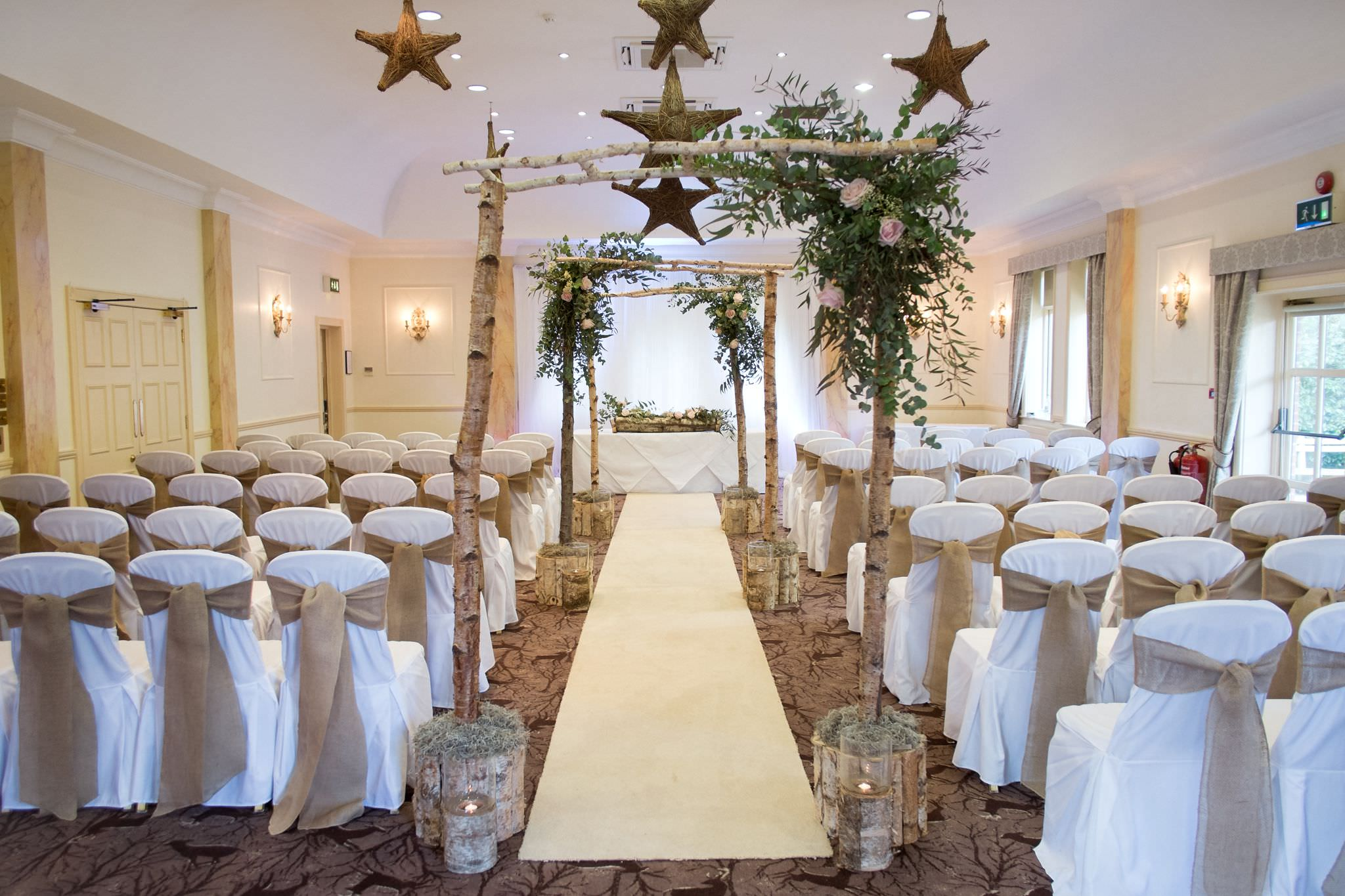 Ceremony Careys Manor Hotel