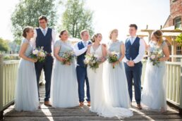 Photography at Sopley Mill wedding