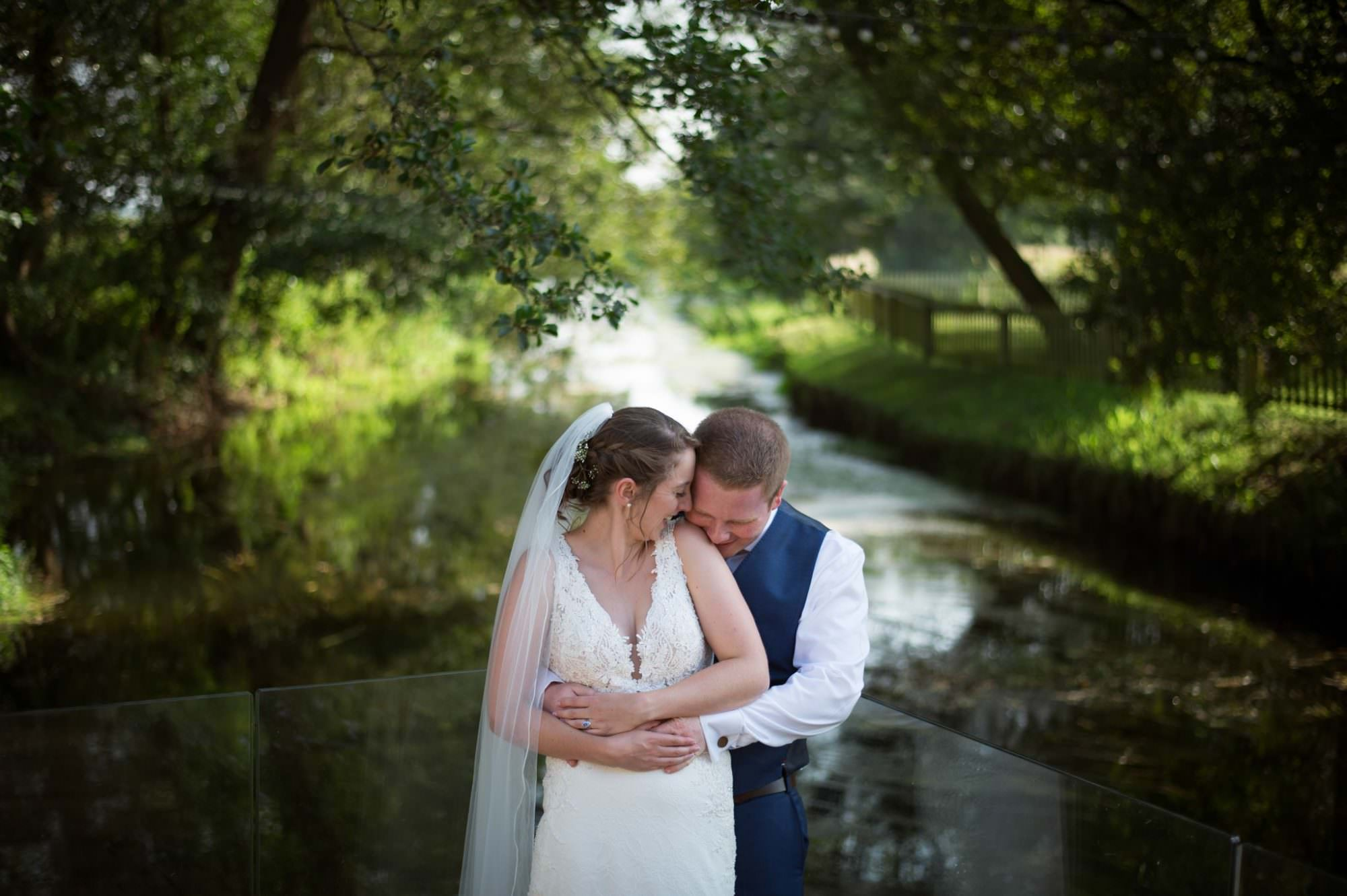 Dorset and Hampshire Wedding photographer at Sopley Mill