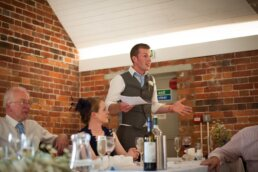 Photography of Sopley Mill speeches