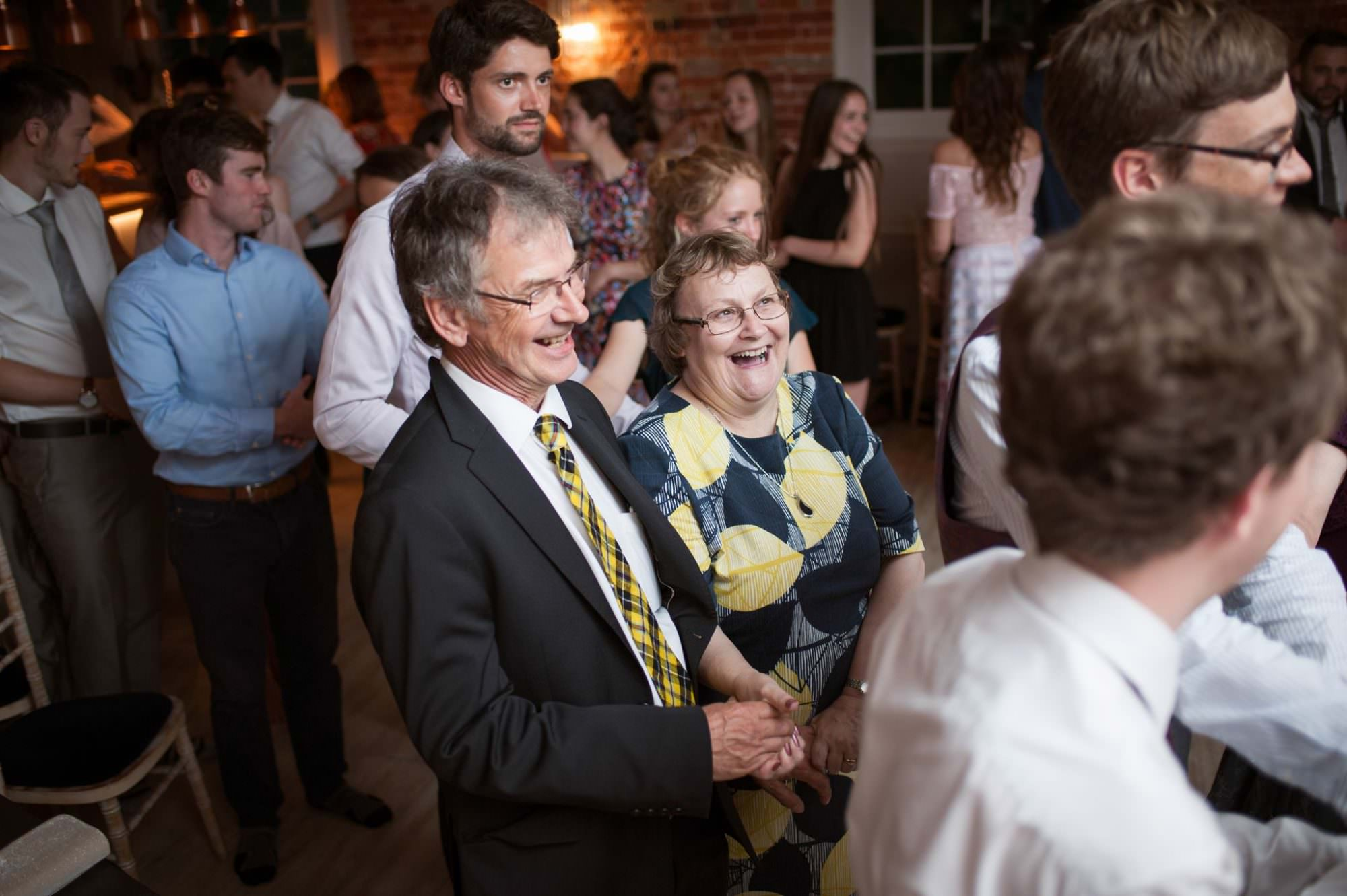 Dorset barn dance for wedding day