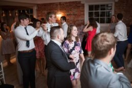 Sopley Mill wedding dancing photographs