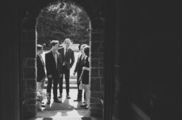 Canford Church Wedding in Dorset