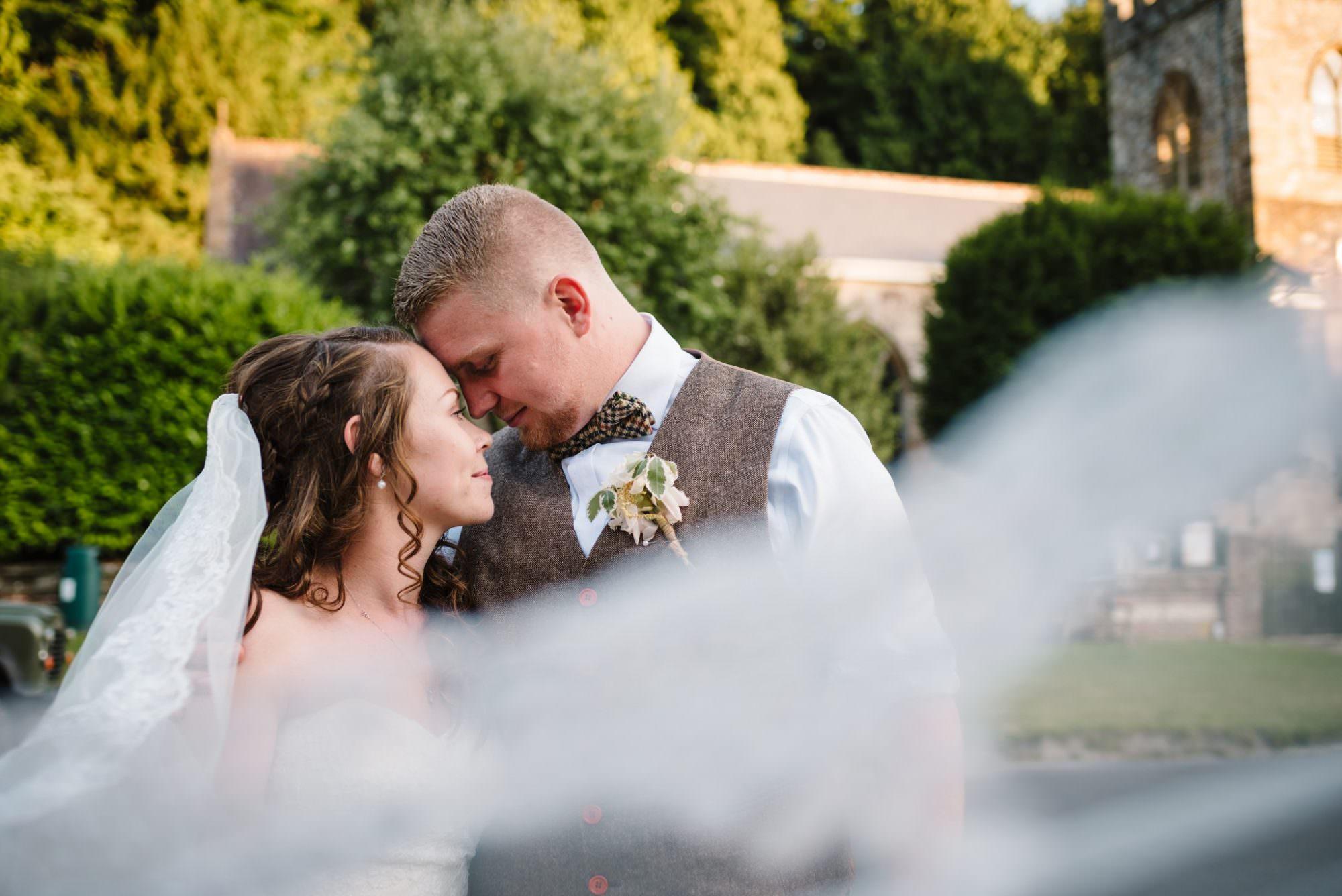 Dorset Wedding Photography in Milton Abbas
