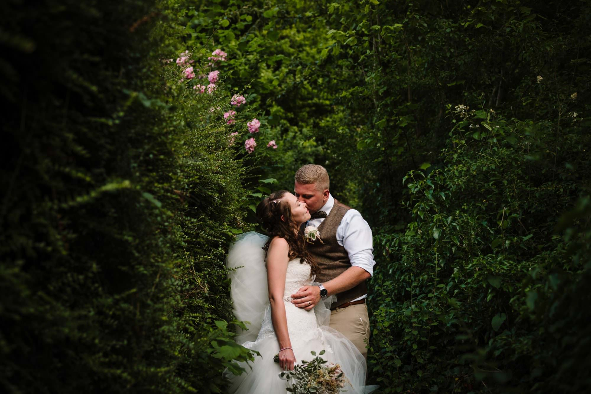 Wedding Photography at Milton Abbas in Dorset