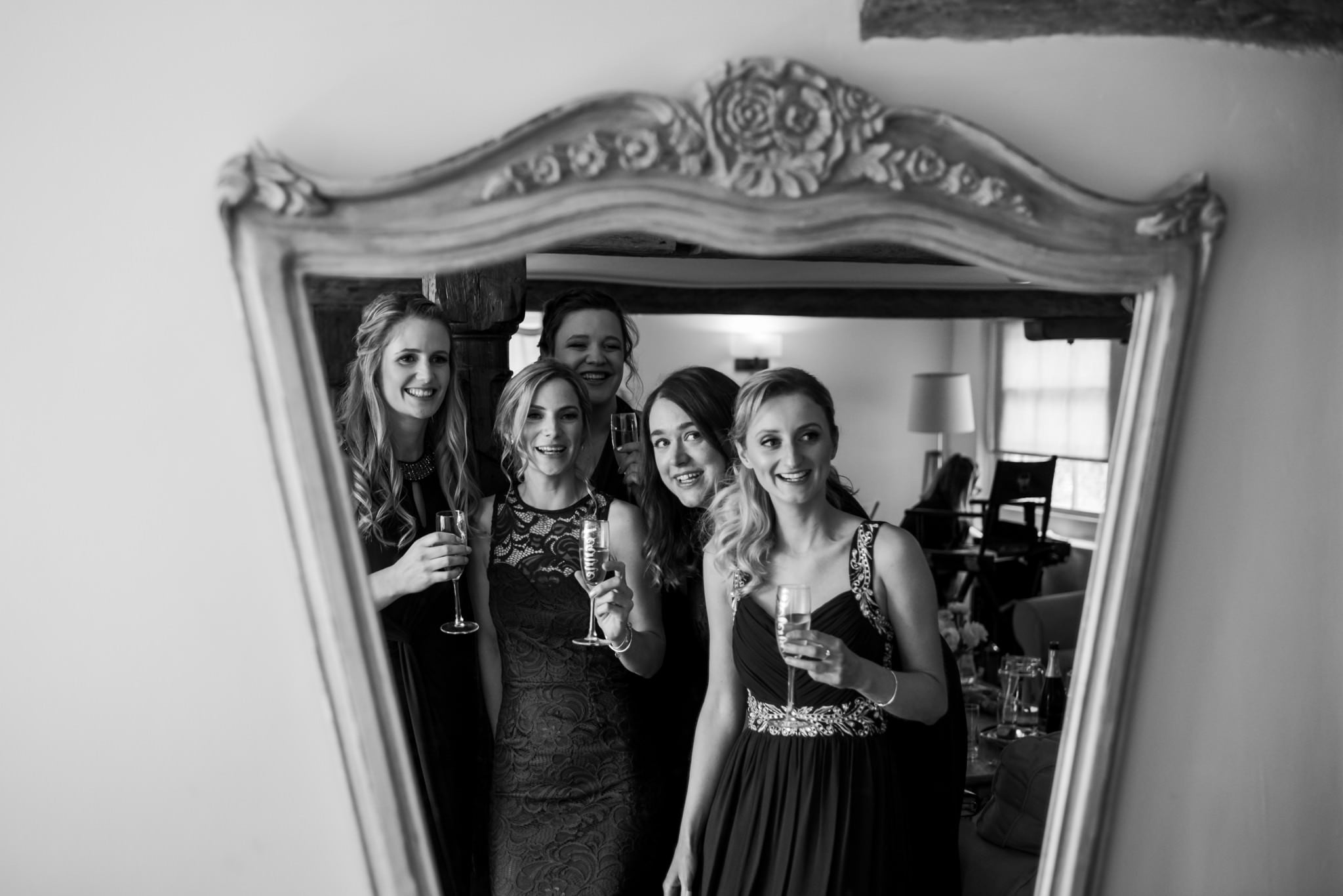 Sopley Mill Photography of Bridesmaids