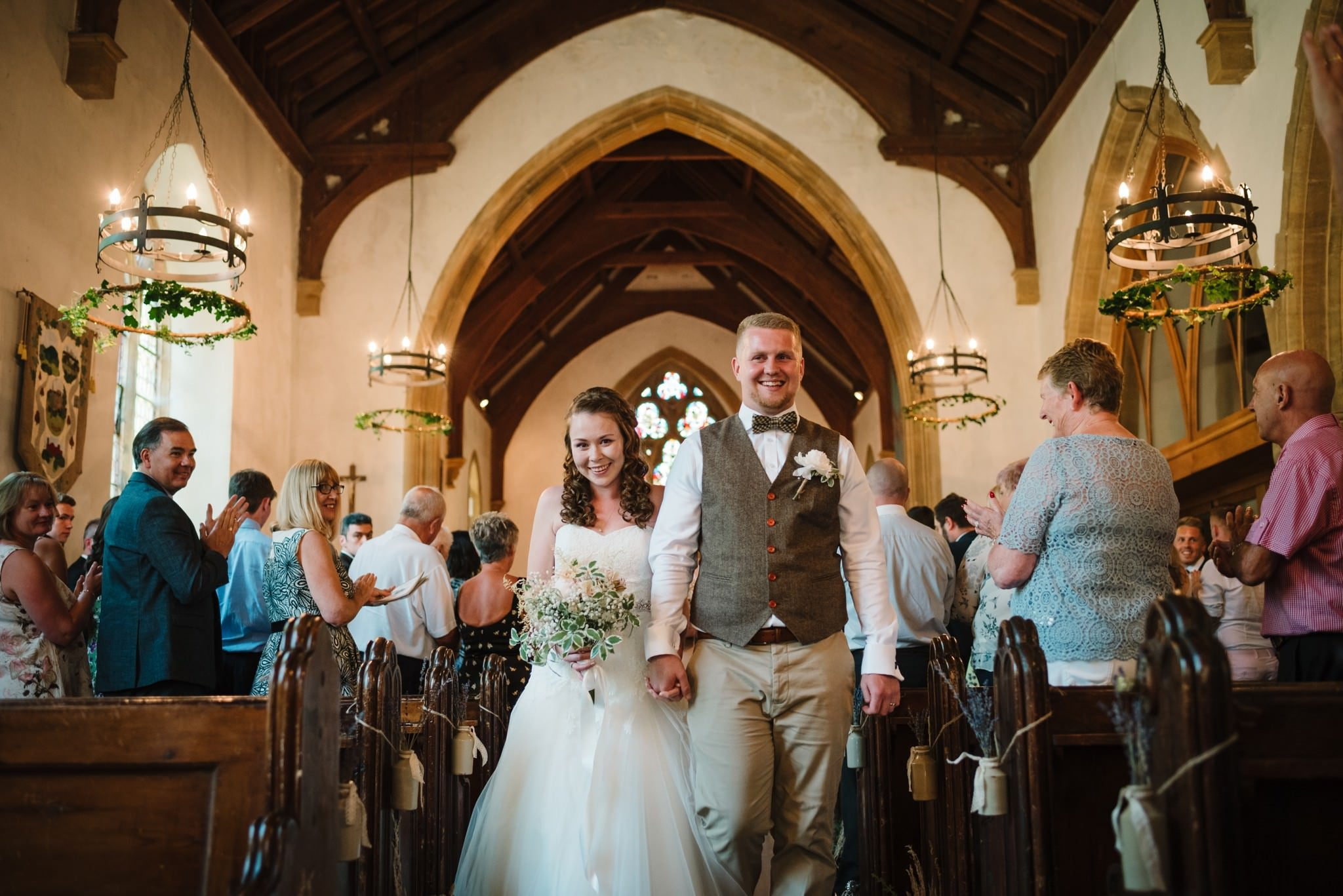 Dorset wedding photographer at Milton Abbas