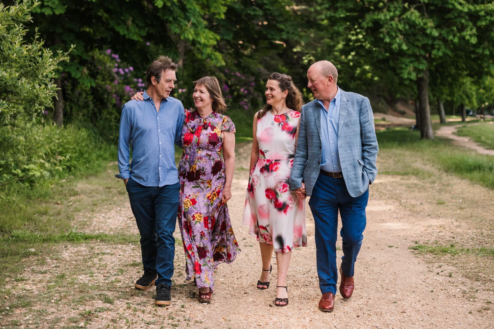 Bournemouth family photoshoot
