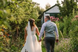 Golden hour photos at Gordleton Mill