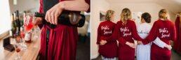 Bridesmaids at Dudsbury Golf Club