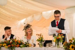 Speeches at Parley Manor