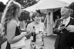Candids at Parley Manor Wedding