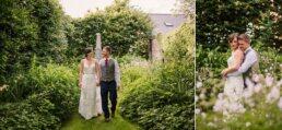 Wedding photography at Parley Manor Wedding