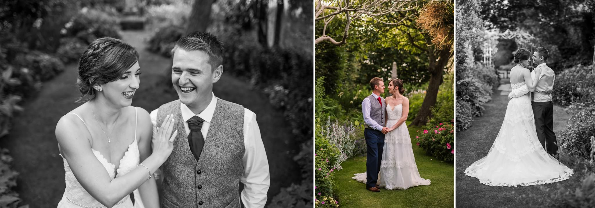Dorset wedding photography at Parley Manor Wedding