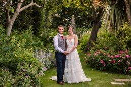 Parley Manor Wedding portraits
