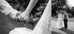 Photos at Parley Manor Wedding