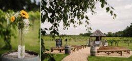 Three Choirs Vineyard at Wickham in Hampshire