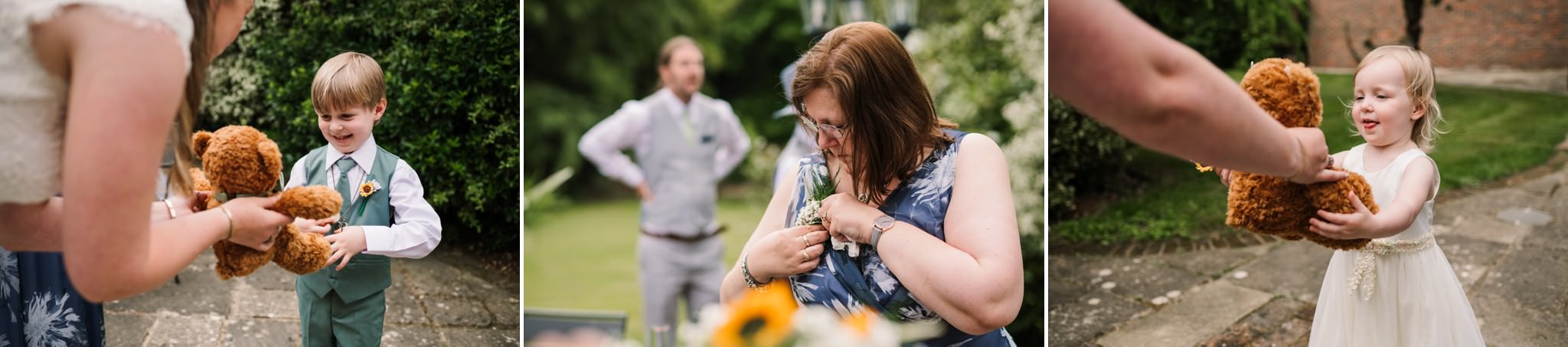 Photos by hampshire wedding photographer at Three Choirs Vineyard wedding