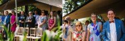 Candid guest photos at Gordleton Mill Wedding by Rachel Elizabeth Photography