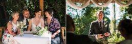 Fun hampshire wedding photography at Gordleton Mill Wedding